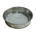 Sieve Set, set of 9, stainless steel