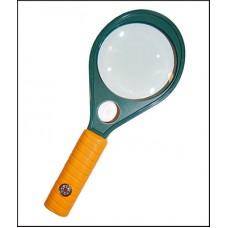 Hand Lens, dia. 72mm, Dual Magnification
