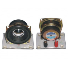 Speaker, mounted on base with 4mm socket